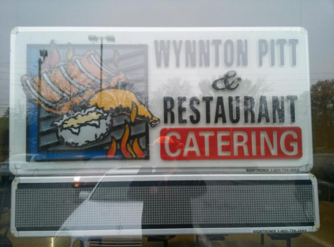 Wynnton Pit BBQ & Diner
